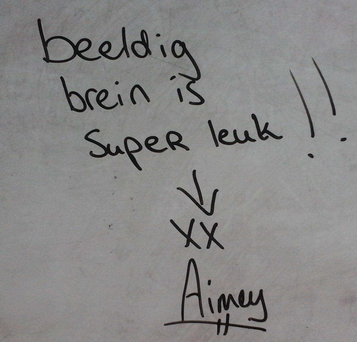 Beeldig Brein is superleuk!!